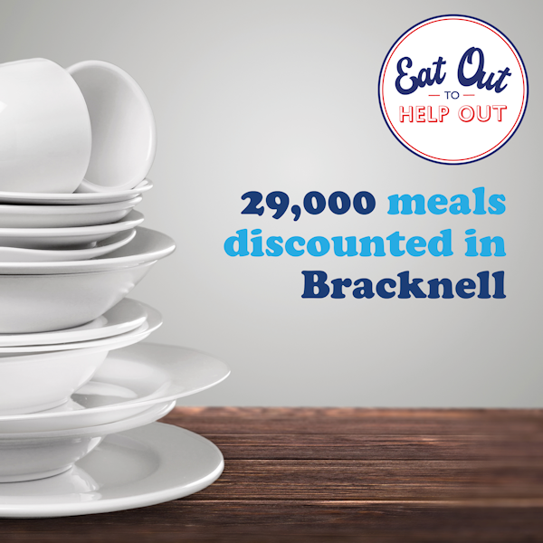Eat Out to Help Out in Bracknell