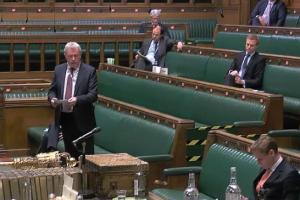 James Sunderland speaks in the Counter-Terrorism and Sentencing Bill debate