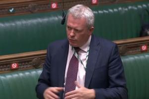 James Sunderland MP speaking in the House of Commons, 9 June 2020