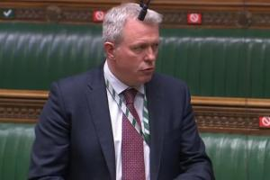 James Sunderland MP speaking in the House of Commons, 11 June 2020