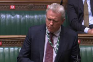 James Sunderland MP speaking in the House of Commons, 16 June 2020