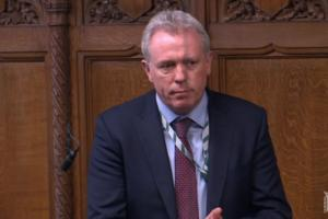 James Sunderland MP speaking in the House of Commons, 18 June 2020
