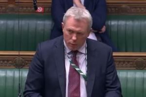 James Sunderland MP speaking in the House of Commons, 22 June 2020