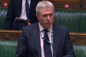 James Sunderland MP speaking in the House of Commons, 23 June 2020