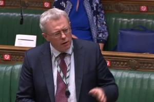 James Sunderland MP speaking in the House of Commons, 25 June 2020