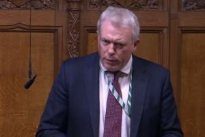 James Sunderland MP speaking in the House of Commons, 8 July 2020