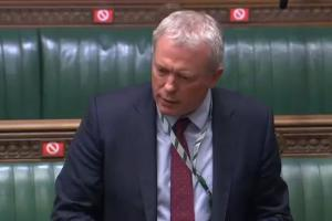 James Sunderland MP speaking in the House of Commons, 13 July 2020