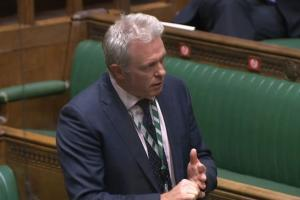 James Sunderland MP speaking in the House of Commons, 7 Sep 2020