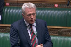 James Sunderland MP speaking in the House of Commons, 10 Sep 2020