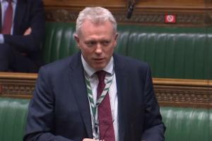 James Sunderland MP speaking in the House of Commons, 15 Sep 2020