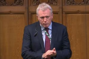 James Sunderland MP speaking in the House of Commons, 24 Sep 2020