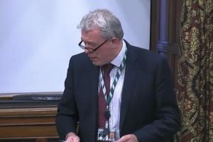 James Sunderland MP speaking in a Westminster Hall debate, 6 Oct 2020