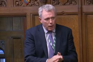 James Sunderland MP speaking in the House of Commons, 17 Nov 2020