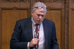 James Sunderland MP speaking in the House of Commons, 8 Dec 2020