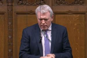 James Sunderland MP speaking in the House of Commons, 9 Dec 2020