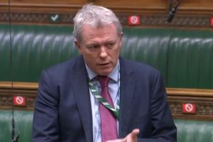 James Sunderland MP speaking in the House of Commons, 10 Dec 2020
